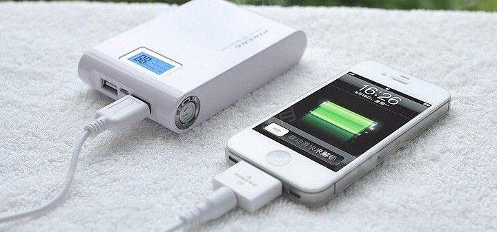 Portable Battery Power Bank 10000mah For Cellphone