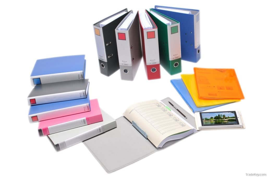 Lever Arch File, King File Supper Dotch, Ring file, D-Ring File, Z fil