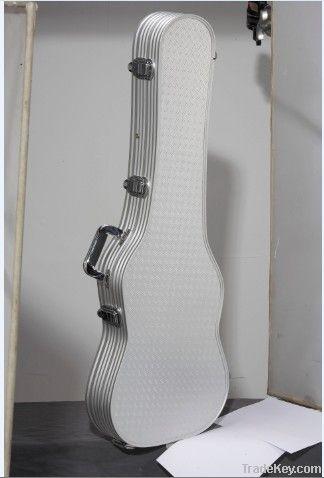 Aluminum guitar case, guitar aluminum case