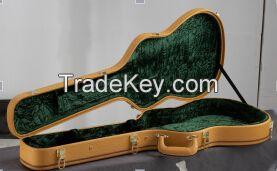 colorful electric guitar case, LP guitar case