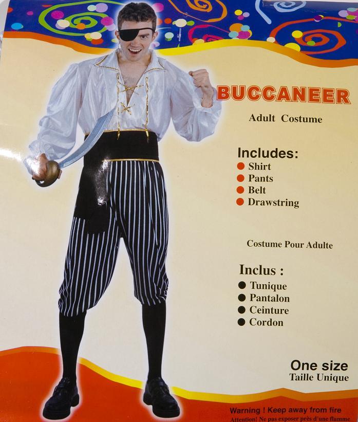 Pirate Costume Childern
