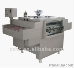 Metal chemical etching machine