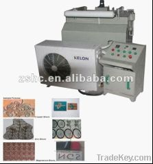 Hot stamping dies etching machine for magnesium., copper, zinc