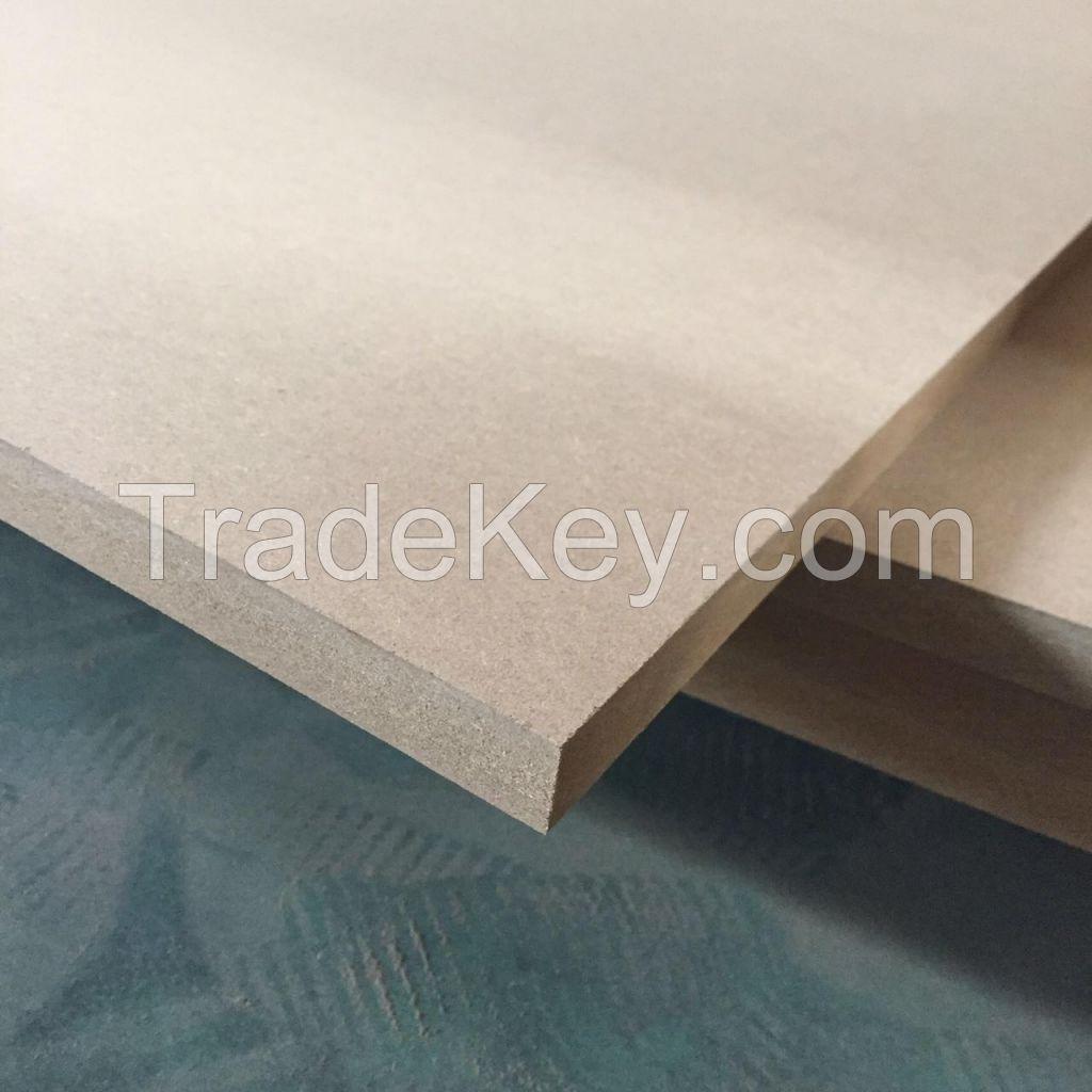 Plain or Raw MDF / Melamine MDF / UV MDF / Veneer MDF