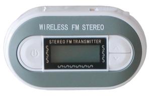 Wireless FM Transmitter