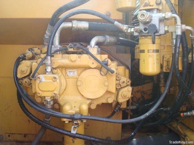 used CAT 320C crawler excavator for sale