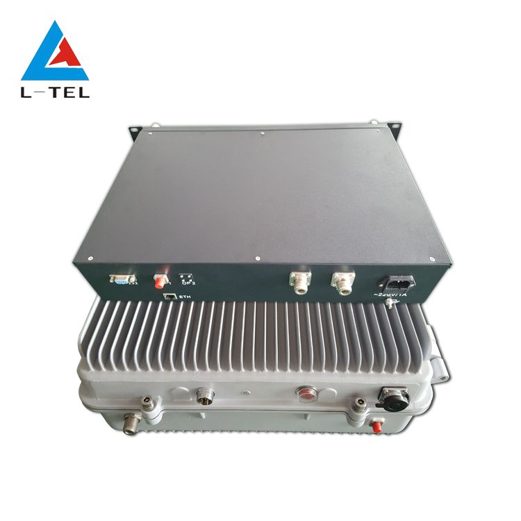GSM fiber optic cable access signal amplifier 10w gsm repeater bts