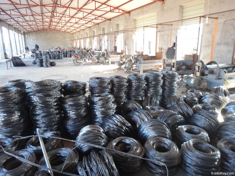 soft black annealed iron wire use in construction (manufacturer)