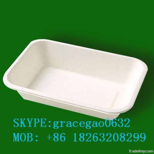 disposable 450ml paper tray