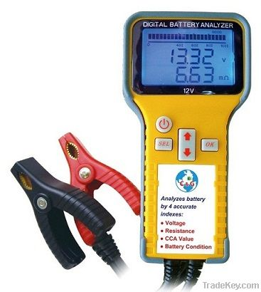 Car Diagnostic Tool Digital Battery Analyzer car battery tester for Al