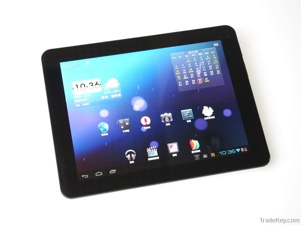 Dual Core Tablet PC 9.7 Inch IPS Capacitive Android 4.0.4  M97---16GB