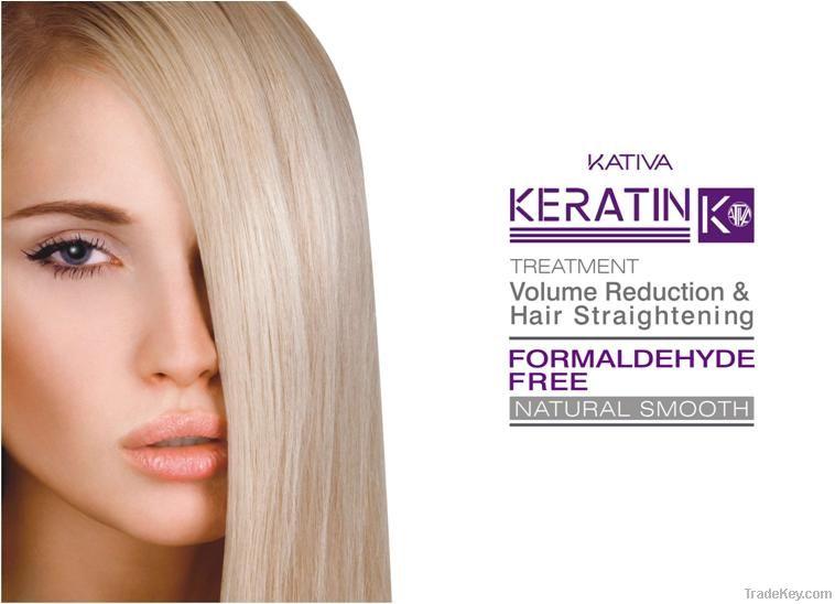Kativa Hair Straightening