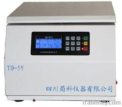 tabletop crude oil moisture determination centrifuge