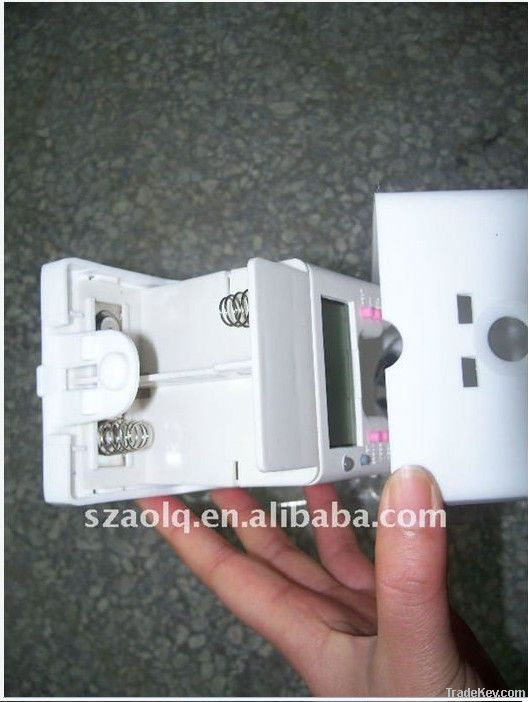 Automatic Air Freshener Dispenser for Aerosol Refills