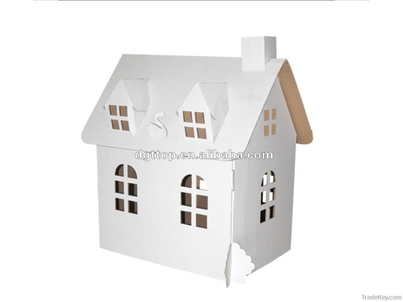 Educational Paper House