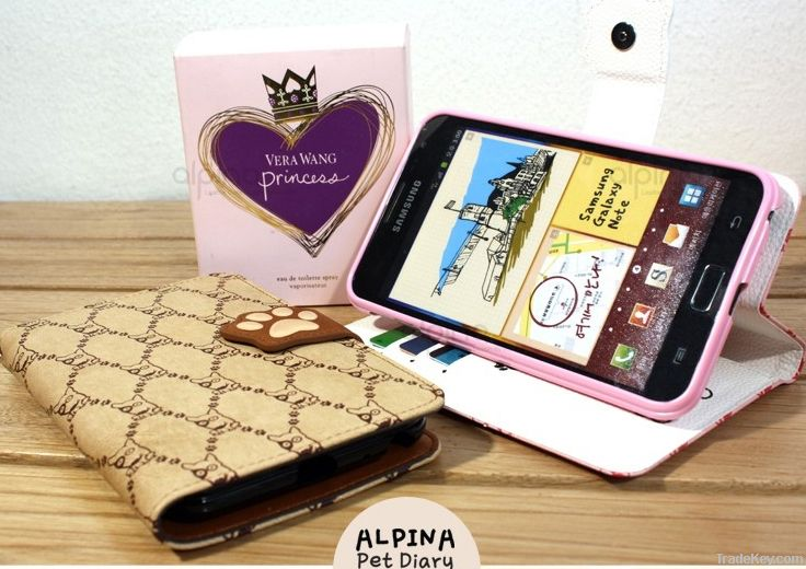 Alpina Pet Wallet Case Korea smartphone accessories case