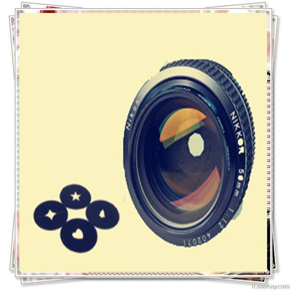 Professional 23 pieces/set Bokeh Kit Camera filter lens filters