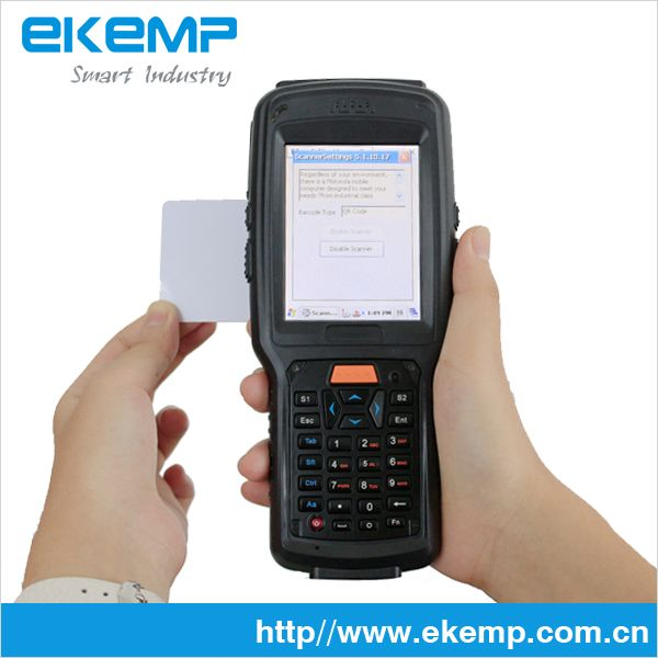 Industiral Data Terminal Support RFID Proximity Card Reader