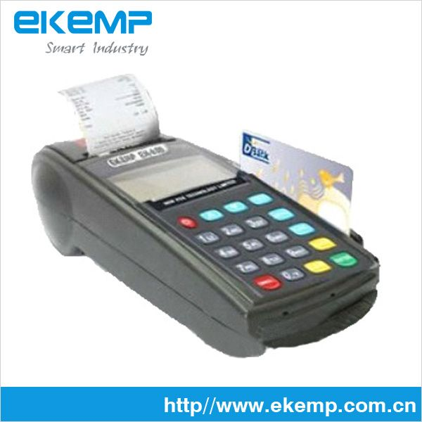 Handheld Mobile POS Terminal with EMV Card Reader (N8110)
