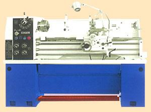 Engine Lathe With Spindle of 38mm, Max Swing 330/356mm