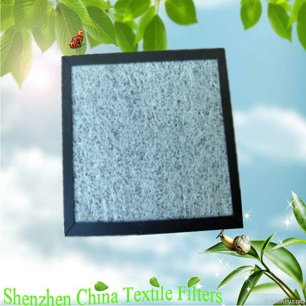 Odor Removal Carbon Filter for Air Conditioner
