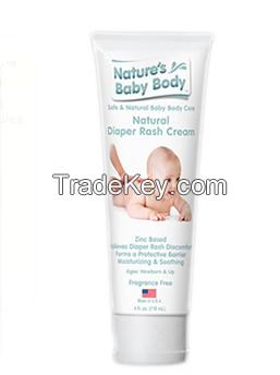 Nature's Baby Diaper Rash Cream