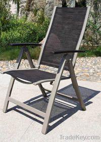 aluminium garden chair