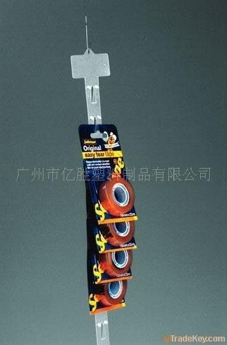 injection molding clip strips
