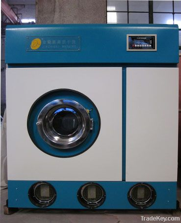 Full automatic laundry Dry cleaning machine