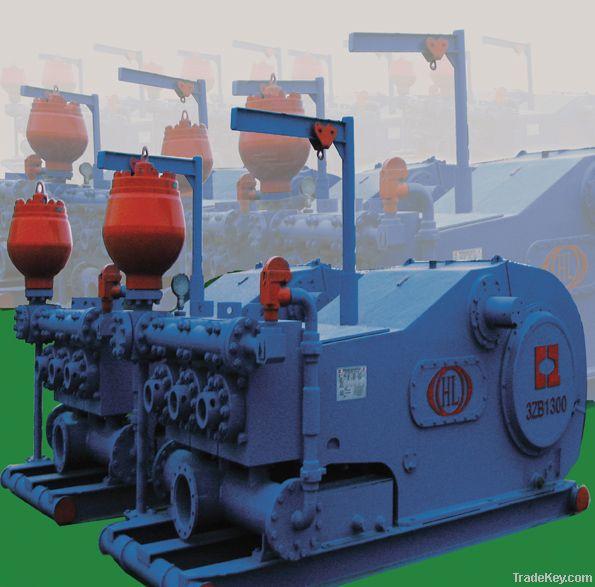 F serier and p serier mud pump