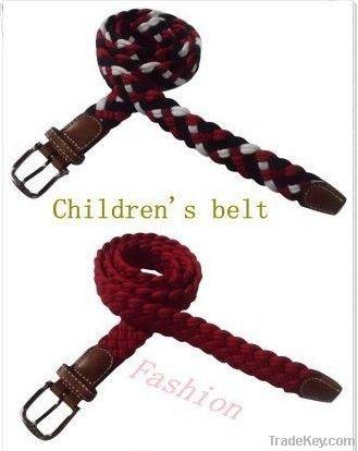 Kids fashion belts