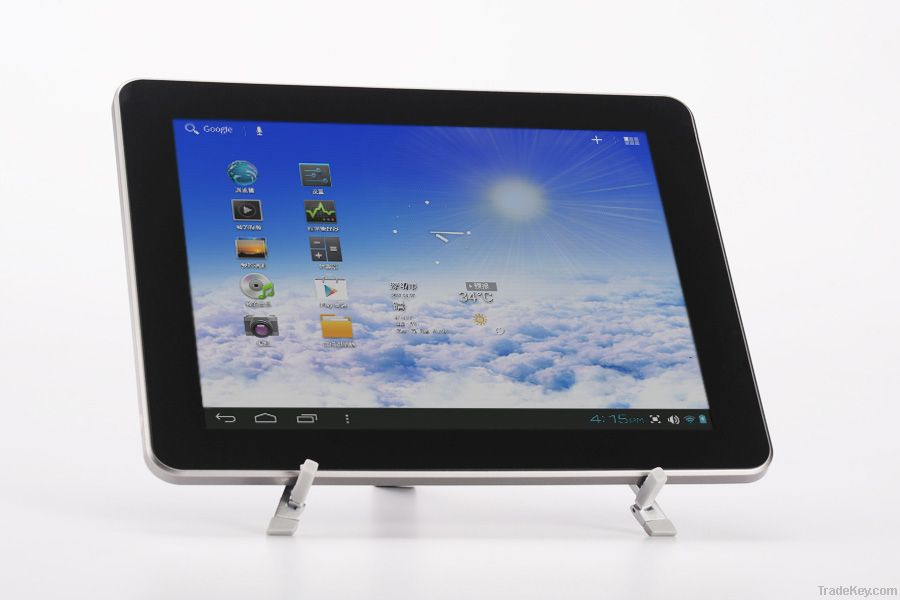 Hot Selling Promotional Model 9.7 inch tablet specification with TWO C