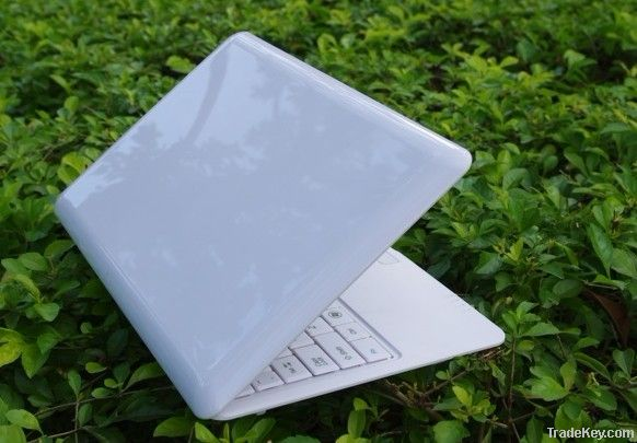 10 inch mini laptop Hot selling and Cheapest in USA 2012