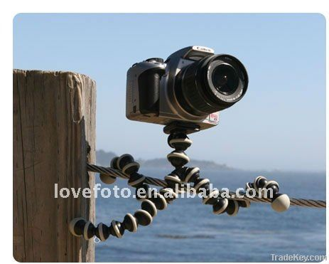 New Fashion Professional Flexible Camera Tripod