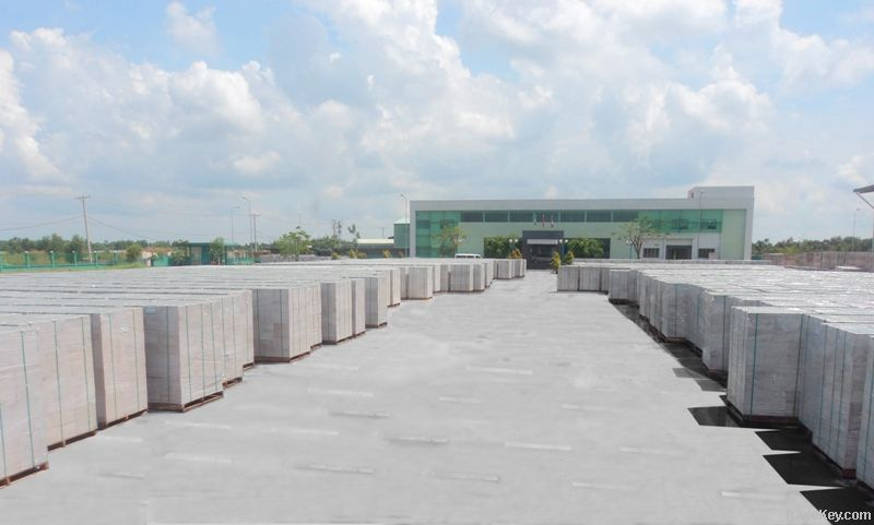 Autoclaved Aerated Concrete (AAC) Block