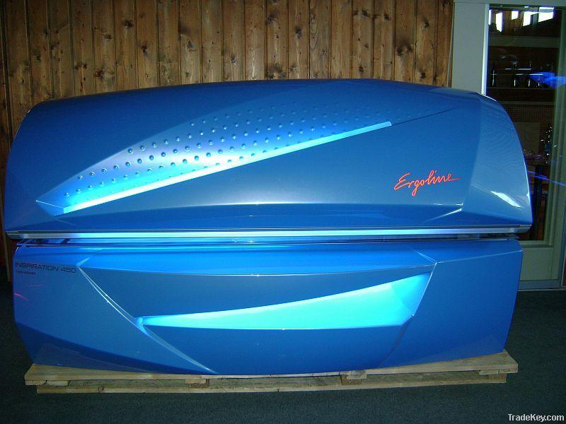 Ergoline 500 Classic I. Taningbeds for sale!