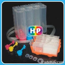 refillable ink cartridge with new permanent chip for hp 564/364