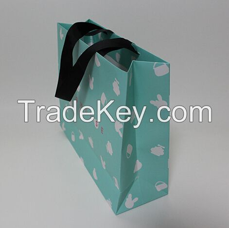customized logo printing gift paper bags