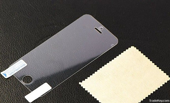 Ultra Clear Screen Protector iphone5, high quality pet screen film