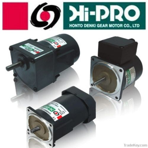 Induction Micro Motor