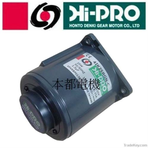 Induction Micro Motor