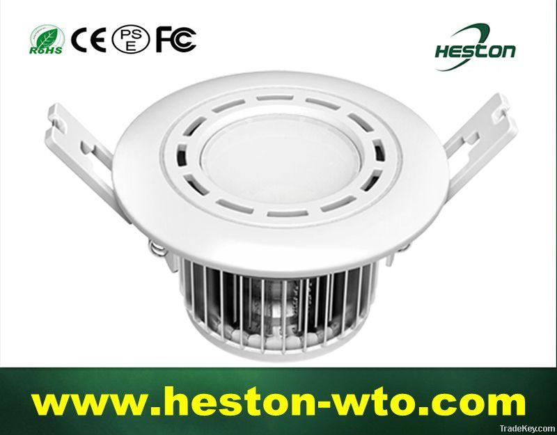 3W/7W/12W/15W/20W/24W/36W led downlights, commercial lighting, CE ROHS