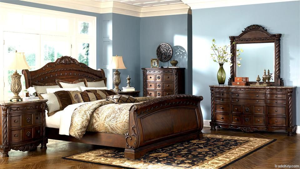 Ashley Furniture B553 North Shore Bedroom Sets