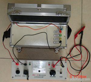 Induced Polarization and Resistivity Electro Geophysical Exploration