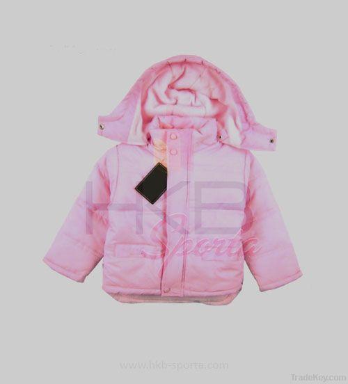 Jacket for baby girl