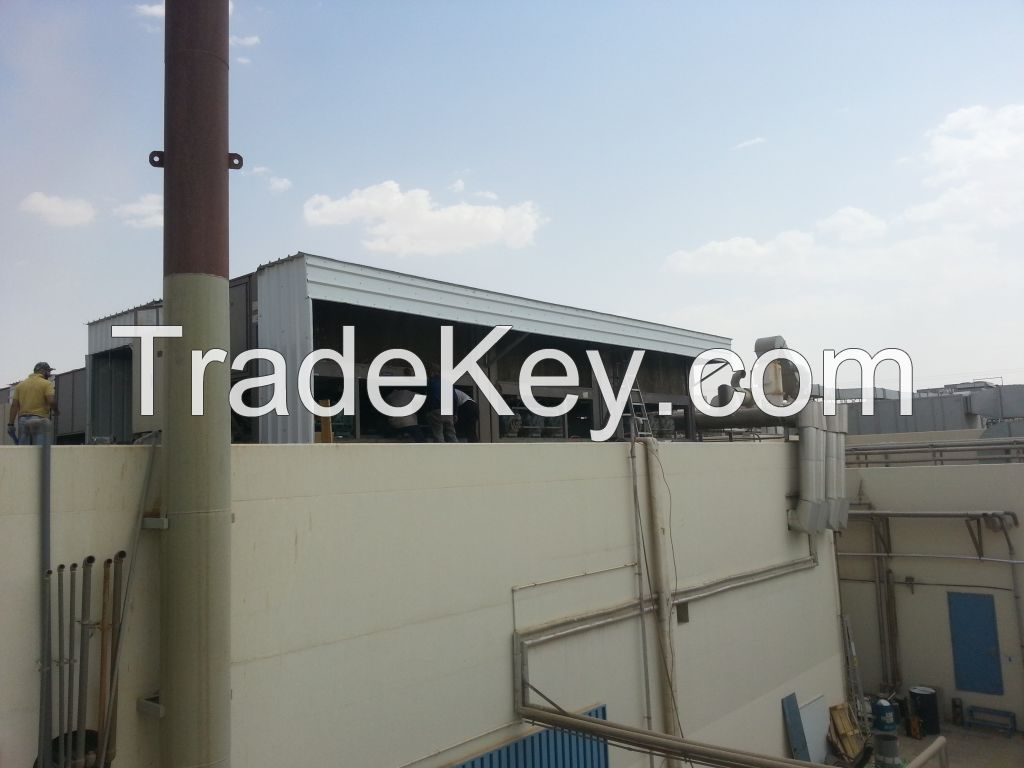 HVAC Contracting Saudi Arabia