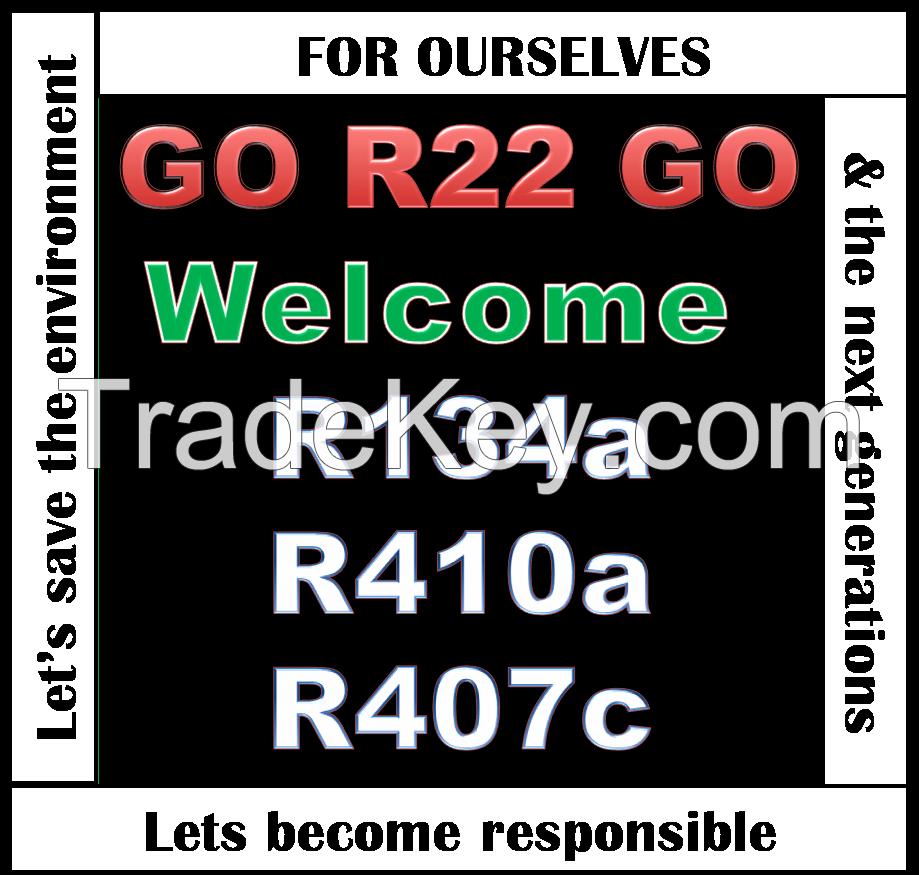 Refrigerant Conversion Service