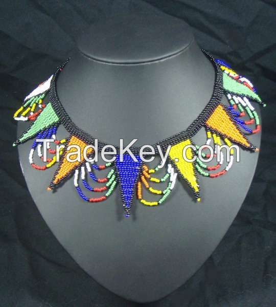 African Style Zulu Beads Jewelry Best Quality