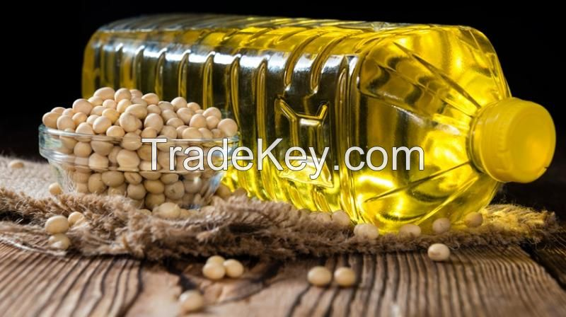 Soybean Oil, Soya Beans Oil Crude and Refined Soy Beans Oil Cooking Oils 100% Quality