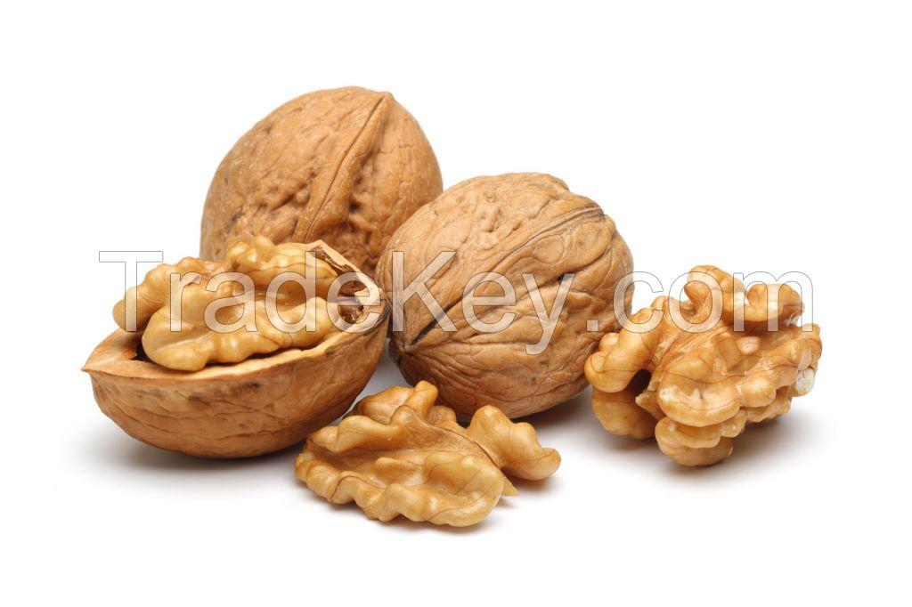 Walnuts, Fresh walnuts, Dried Walnuts, Quality 100%